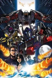 Transformers Revenge Of The Fallen Movie Prequel Alliance #1 Cover A IDW Publishing comic book